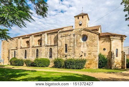 Saint Jacques church in Beziers - France
