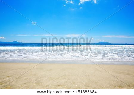 Sandy Beach, Waipu Area, Northland, North Island, Nz