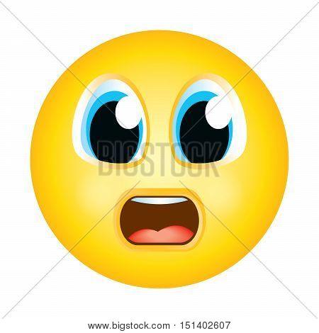 emoji emoticon agape expression face character smiley avatar cartoon
