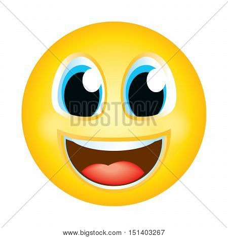 emoji emoticon laughter expression face character smiley avatar cartoon