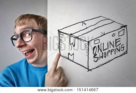 Suggesting online shopping