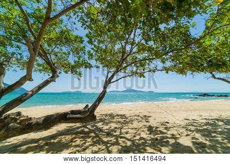 Paradise Beach at Surin Islands Thailand