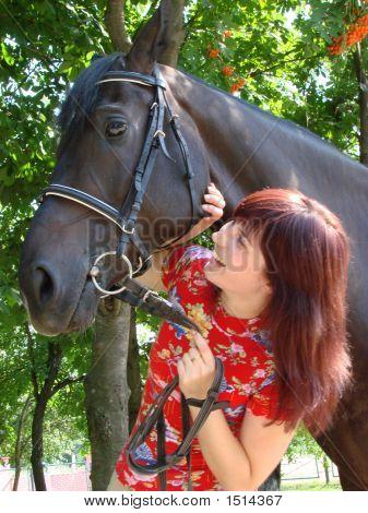 Equestrian Girl 3