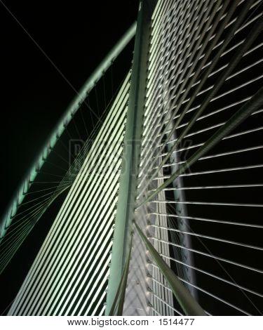 Putrajaya Bridge Pattern