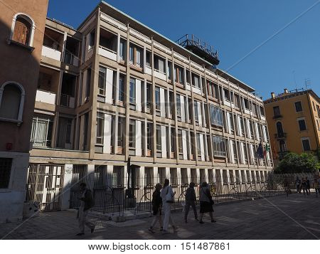 Inail Palace In Venice