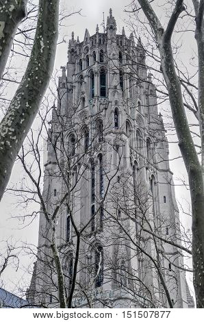 The Riverside Church In The City Of New York