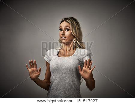Woman avoidance.