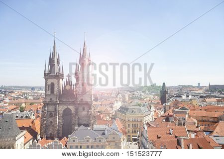 Prague Tyn Cathedral