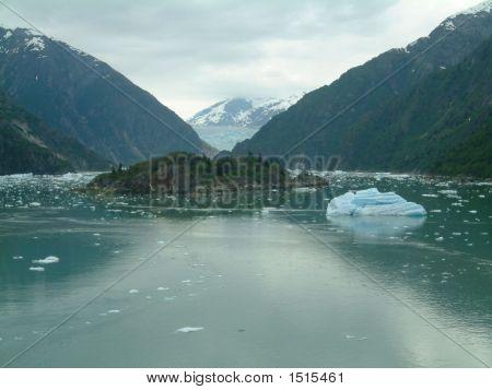 Water Scenery In Alaska
