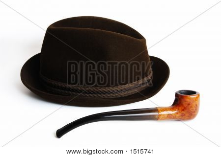 Hat And Pipe