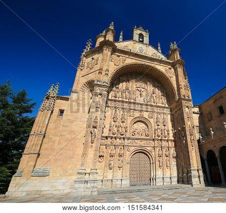 Convento De San Esteban In Salamanca