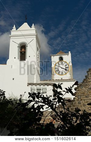 view of Igreja de Santa Maria do Castelo Matriz