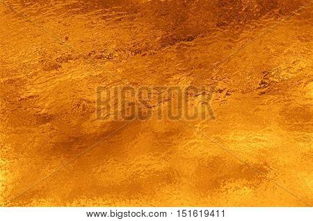 texture bronze. abstract gold pattern bronze color closeup.