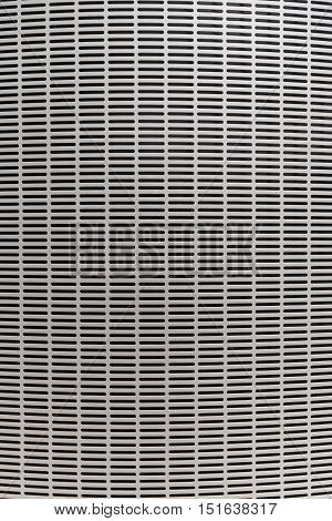 Texture of air replacement parts air conditioning