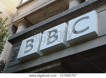 Bbc Broadcasting House In Bristol
