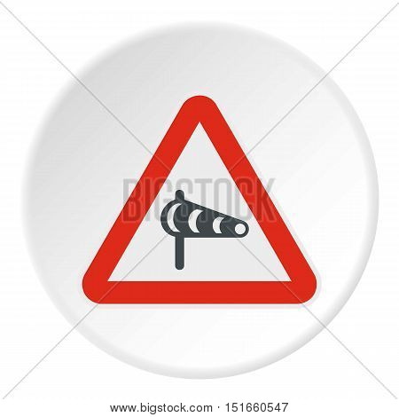 Sign is prohibited noise icon. Flat illustration of sign is prohibited noise vector icon for web