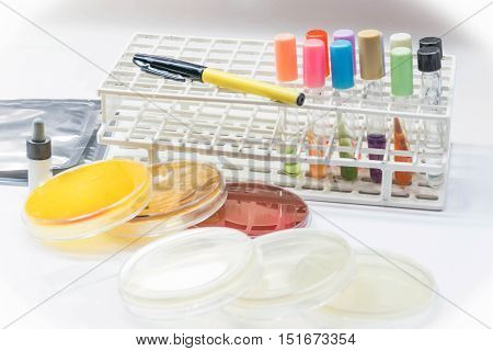 Biochem Test Kit For Identified Pathogen.