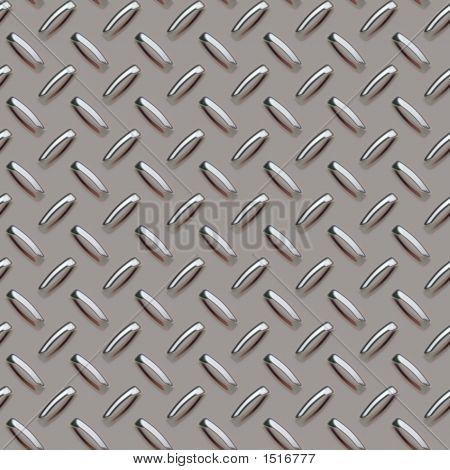 Grey Diamond Plate