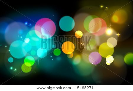 Abstract bokeh background blur style for christmas.You can apply for bokeh christmas wallpaper, bokeh christmas background,bokeh christmas backdrop,and artwork design about bokeh christmas background