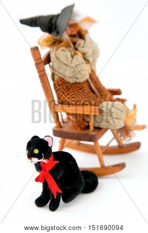 Black Catand Witch