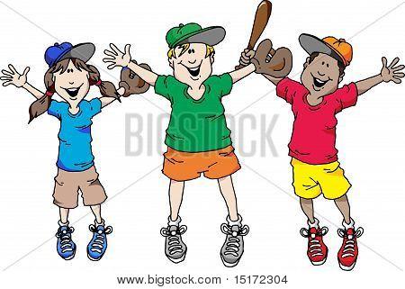 Baseball Is Back