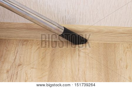 Cleaning laminate floor vacuum cleaner universal nozzle for cleaning crevices