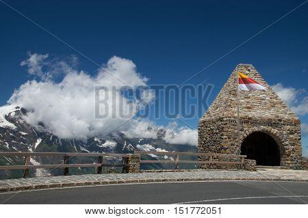 Fuscher Toerl, Grossglockner High Alpine Road, Austria