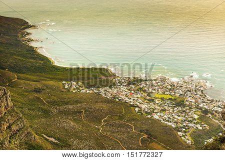 Foothills Of The Twelve Apostles