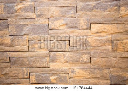 Background Of Old Vintage Brick Wall