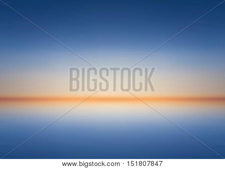 clear sunset sky background - sunset color sky