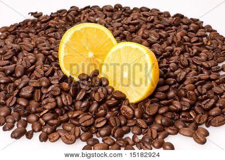Café y limón