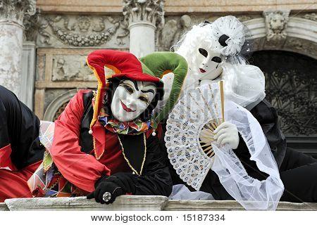 2011 Carnival Of Venice