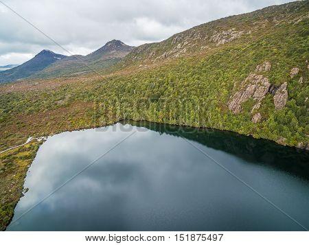 Lake Esperance, Hartz Mountains National Park, Tasmania