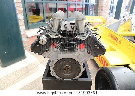 1980 Fittipaldi F8 F1 Car
