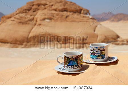 Trip To Desert