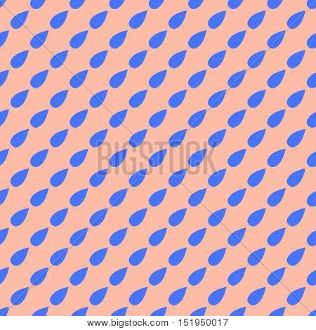 Drops geometric seamless pattern. Fashion graphic background design. Modern stylish abstract colorful texture. Template for prints textiles wrapping wallpaper website Stock VECTOR illustration
