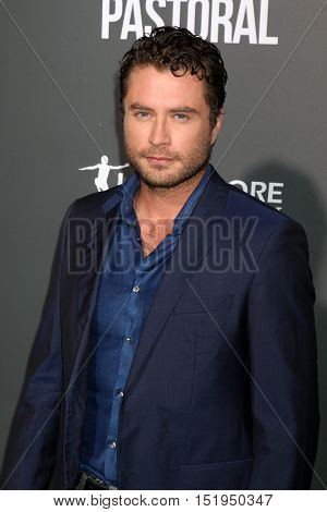 LOS ANGELES - OCT 13:  Kevin Ryan at the