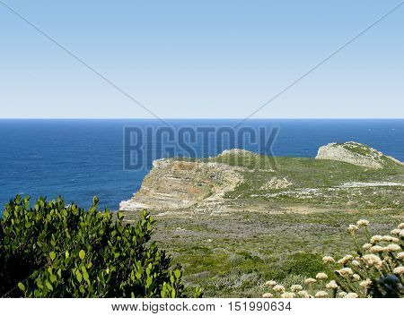 Cape Point, Peninsula, Cape Town South Africa 11zx