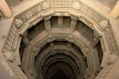 Dada Hari ni Vav stepwell is a Hindu water building in the village of Adalaj close to Ahmedabad town in the Indian state of Gujarat. poster