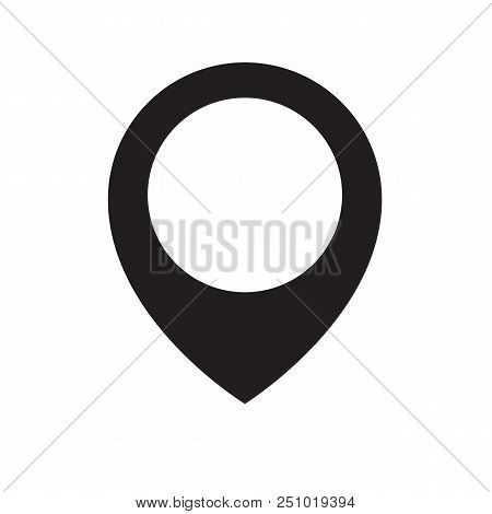 Map Pointer Icon. Location Icon. Map Pointer. Navigation Map, Gps, Direction, Place, Compass, Contac