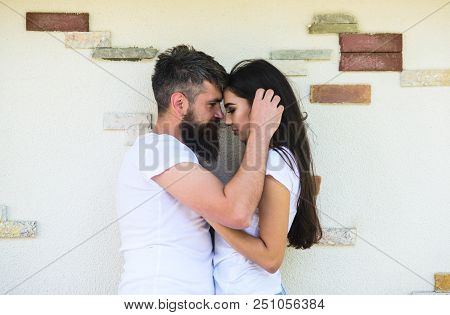Couple love enjoy each image photo free trial bigstock couple in love enjoy each other romantic date man bearded and girl hugs or cuddling tender hug couple in love romantic date cuddling outdoors light wall altavistaventures Choice Image