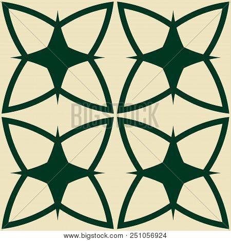 Art Deco Pattern Seamless Background Geometric Design 1920 30s Motifs Luxury Vintage Ilration