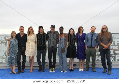Cast and crew of