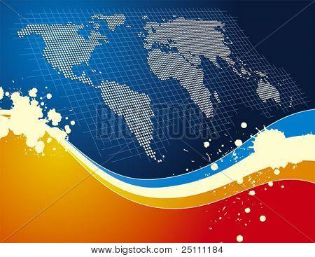 World network template