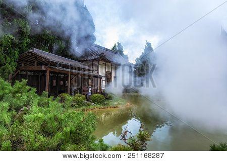 Shiraike Jigoku In Beppu