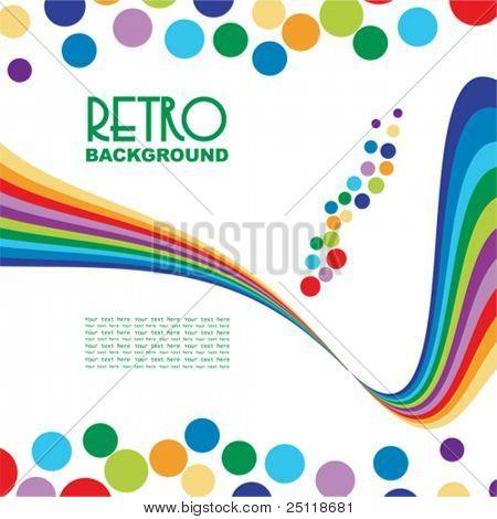 Retro Vector style