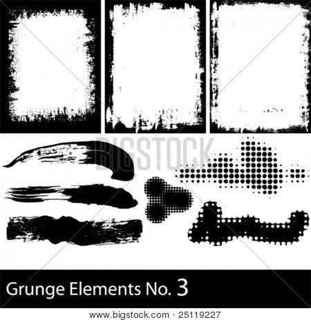 Grunge Elements 3