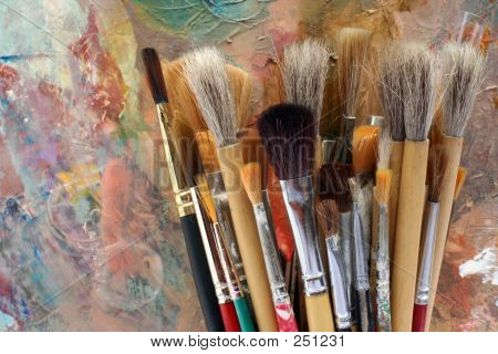 Studio Arts Brushes