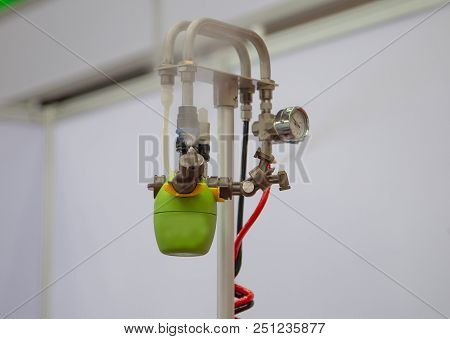 Humidification System Dry Fog Machine Water Fogging