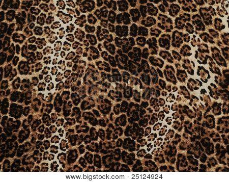 Wild African animal skin texture